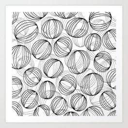 circlemania Art Print