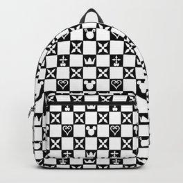 Kingdom Hearts pattern Backpack