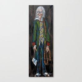 Hatchet man Canvas Print