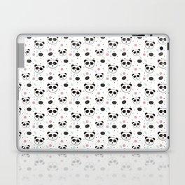 Pandas pattern Laptop & iPad Skin