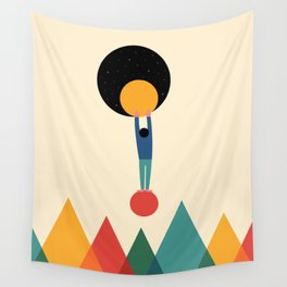 Cycle Wall Tapestry