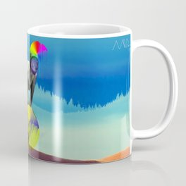 Mrs. Flubber Coffee Mug