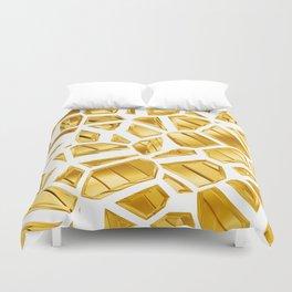 Goldie VII Duvet Cover
