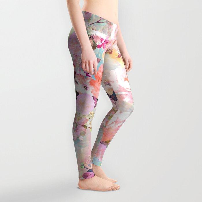 Love of a Flower Leggings