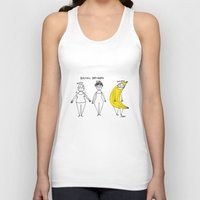 rubyetc Tank Tops featuring beautiful body shapes by rubyetc