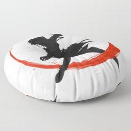 Assassin Floor Pillow