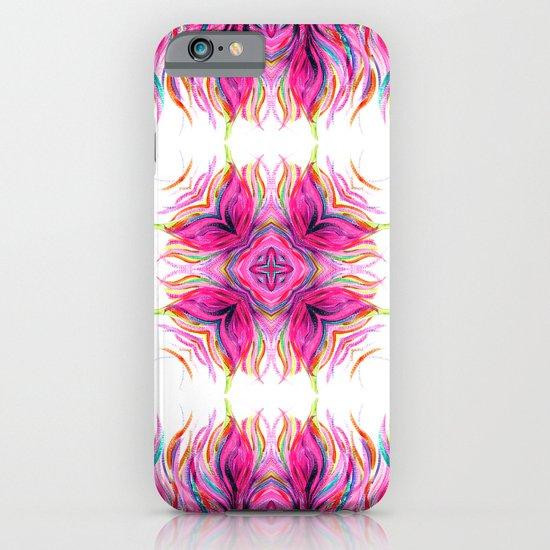 Grazioso Bold Kaleido Pink iPhone & iPod Case