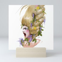 Lady Gaga/V Magazine Mini Art Print