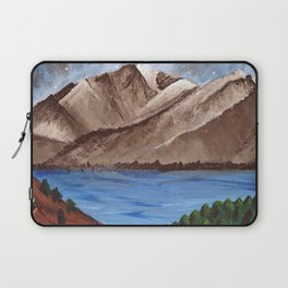 Serene Mountains Laptop Sleeve