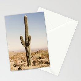 Giant Desert Cactus Stationery Cards