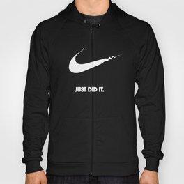 Nike - Just Did It (Parody) Hoody
