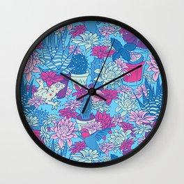 Tulum Wall Clock