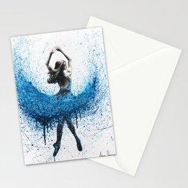 Clair De Lune Ballerina Stationery Cards