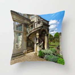 Stairs. Throw Pillow