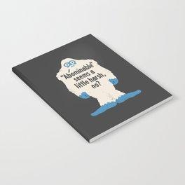 Not Cool Notebook
