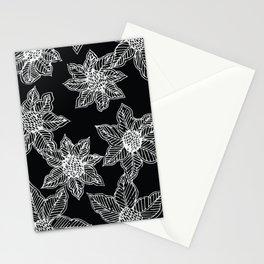 Dark Spring Stationery Cards