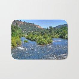 American River III Bath Mat