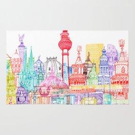 Berlin Towers Rug