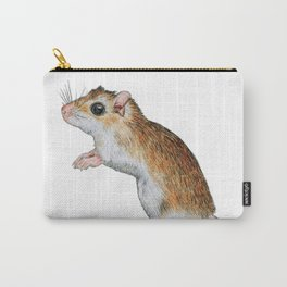Little Mouse Friend Carry-All Pouch