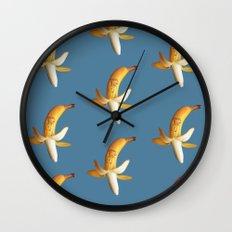 Marilyn Banana Wall Clock