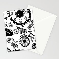 I Want To Ride My Bike Stationery Cards