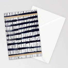 StrIpES to BlAck Nd ChIc Stationery Cards
