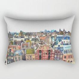 My Amsterdam Rectangular Pillow