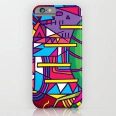Alien Colors iPhone 6s Slim Case