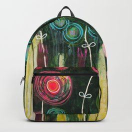 Find the joy in every day Backpack