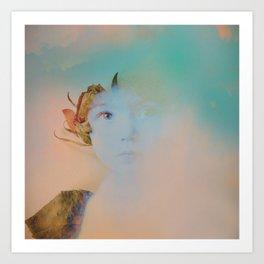 Memory04 Art Print