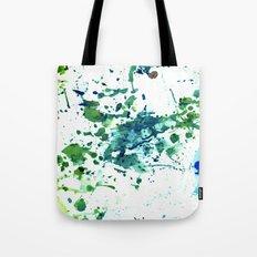 fish ink Tote Bag
