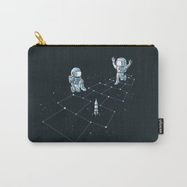 Hopscotch Astronauts Carry-All Pouch