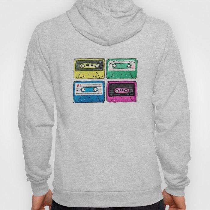 Cassettes Hoody