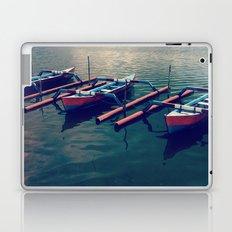 Little Boats Laptop & iPad Skin