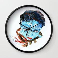 Hindu Boy Wall Clock