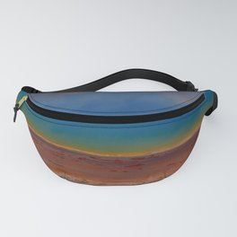 The Wonder of the Great Prismatic Spring Fanny Pack