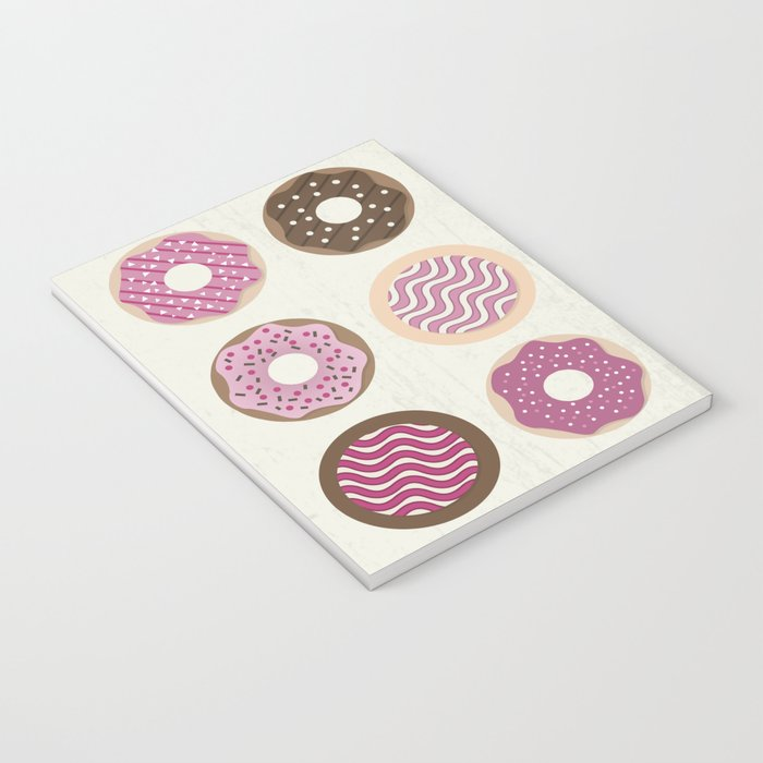 Donuts Notebook