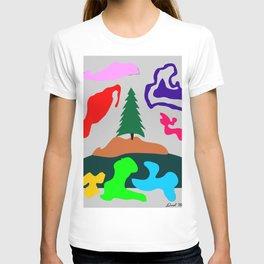 Grayed Limbo T-shirt
