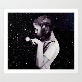 stars are delicate Art Print