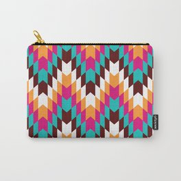 Tribal Chevron II Carry-All Pouch
