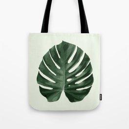 Monstera_1 Tote Bag
