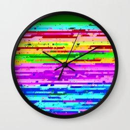d͟áţa t͠rąsh̡ Wall Clock