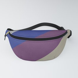 Dynamic Recording Video Cassette Palette Fanny Pack