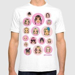 CartooNEY - Britney Spears Cartoons T-shirt