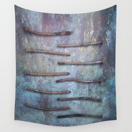 Ten Nails Wall Tapestry