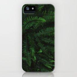 Fern Life iPhone Case