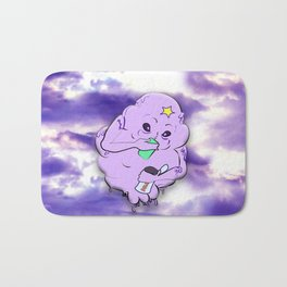 Meanwhile in Lumpy Space Bath Mat