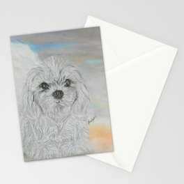FURever An ANGEL Stationery Cards