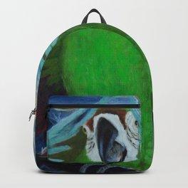 Parrot Scream Backpack