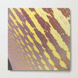 Fractal Abstract 79 Metal Print